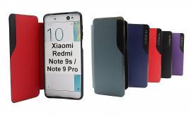 billigamobilskydd.seSmart Flip Cover Xiaomi Redmi Note 9s / Note 9 Pro