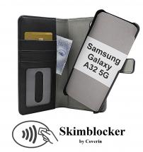 CoverInSkimblocker Magnet Fodral Samsung Galaxy A32 5G (A326B)