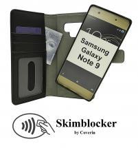 billigamobilskydd.seSkimblocker Magnet Wallet Samsung Galaxy Note 9 (N960F/DS)