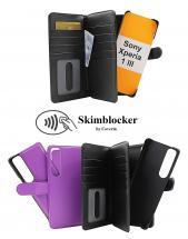 CoverInSkimblocker XL Magnet Fodral Sony Xperia 1 III (XQ-BC52)