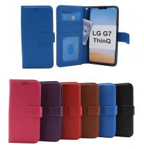 billigamobilskydd.seNew Standcase Wallet LG G7 ThinQ (G710M)