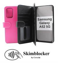 CoverInSkimblocker XL Wallet Samsung Galaxy A52 / A52 5G / A52s 5G