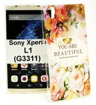 billigamobilskydd.seDesignskal TPU Sony Xperia L1 (G3311)