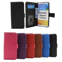 billigamobilskydd.seNew Standcase Wallet Xiaomi Redmi 5 Plus