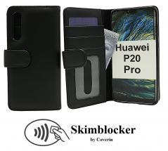 CoverInSkimblocker Plånboksfodral Huawei P20 Pro
