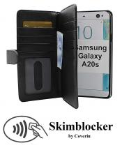 CoverInSkimblocker XL Wallet Samsung Galaxy A20s (A207F/DS)