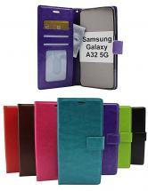billigamobilskydd.seCrazy Horse Wallet Samsung Galaxy A32 5G (A326B)