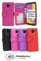 CoverInSkimblocker Plånboksfodral Samsung Galaxy J6 Plus (J610FN/DS)