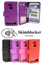billigamobilskydd.seSkimblocker Plånboksfodral Doro 8030
