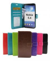 billigamobilskydd.seCrazy Horse Wallet Nokia 5.4