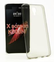 billigamobilskydd.seUltra Thin TPU skal LG X Screen (K500N)