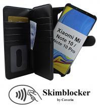 CoverInSkimblocker XL Magnet Wallet Xiaomi Mi Note 10 / Note 10 Pro