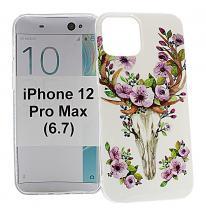 billigamobilskydd.seDesignskal TPU iPhone 12 Pro Max (6.7)