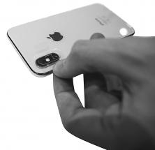 billigamobilskydd.seHärdat kameraglas iPhone X/Xs