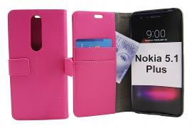 billigamobilskydd.seStandcase Wallet Nokia 5.1 Plus