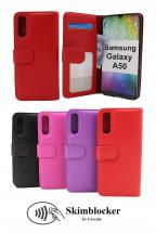 billigamobilskydd.seSkimblocker Plånboksfodral Samsung Galaxy A50 (A505FN/DS)