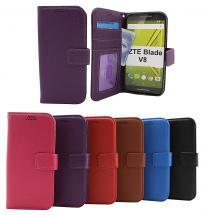 billigamobilskydd.seNew Standcase Wallet ZTE Blade V8