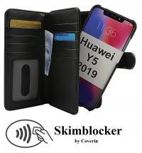 billigamobilskydd.seSkimblocker XL Magnet Wallet Huawei Y5 2019