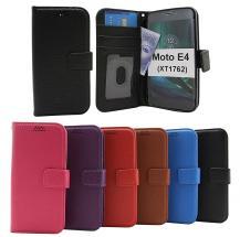 billigamobilskydd.seNew Standcase Wallet Moto E4 / Moto E (4th gen) (XT1762)