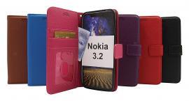billigamobilskydd.seNew Standcase Wallet Nokia 3.2