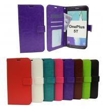 billigamobilskydd.seCrazy Horse Wallet OnePlus 5T