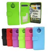 CoverInPlånboksfodral Moto G5s Plus (XT1806 XT1805)