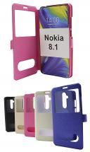 billigamobilskydd.seFlipcase Nokia 8.1