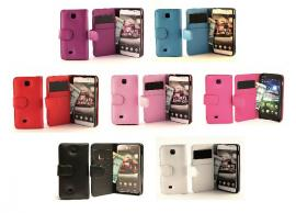 CoverInPlånboksfodral LG Optimus F5 (P875)