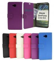 billigamobilskydd.seStandcase Wallet Asus ZenFone Live 5.5 (ZB553KL)