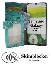 CoverInSkimblocker Designwallet Samsung Galaxy A71 (A715F/DS)