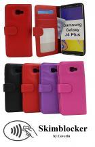CoverInSkimblocker Plånboksfodral Samsung Galaxy J4 Plus (J415FN/DS)