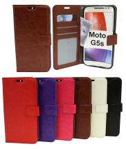 billigamobilskydd.seCrazy Horse Wallet Moto G5s