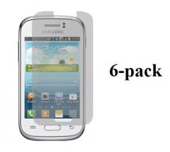 billigamobilskydd.seSamsung Galaxy Young skärmskydd 6-pack