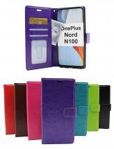 billigamobilskydd.seCrazy Horse Wallet OnePlus Nord N100