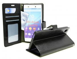 billigamobilskydd.seCrazy Horse Wallet Sony Xperia M4 Aqua (E2303)