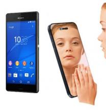 billigamobilskydd.seSpegelskärmskydd Sony Xperia Z3 (D6603)