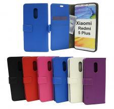 billigamobilskydd.seStandcase Wallet Xiaomi Redmi 5 Plus