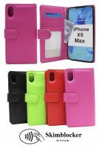 billigamobilskydd.seSkimblocker Plånboksfodral iPhone Xs Max