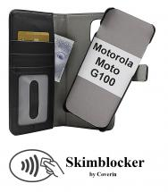CoverInSkimblocker Magnet Fodral Motorola Moto G100