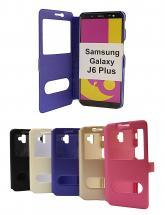 billigamobilskydd.seFlipcase Samsung Galaxy J6 Plus (J610FN/DS)