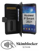 CoverInSkimblocker XL Wallet Huawei P Smart 2021