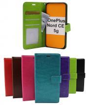 billigamobilskydd.seCrazy Horse Wallet OnePlus Nord CE 5G