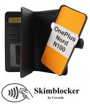 CoverInSkimblocker XL Magnet Fodral OnePlus Nord N100