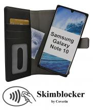 CoverInSkimblocker Magnet Fodral Samsung Galaxy Note 10 (N970F/DS)