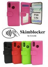 CoverInSkimblocker Plånboksfodral Huawei P20 Lite