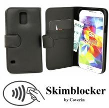 billigamobilskydd.seSkimblocker Plånboksfodral Samsung Galaxy S5 (G900F/G903F)