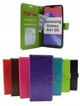 billigamobilskydd.seCrazy Horse Wallet Samsung Galaxy A51 5G (A516B/DS)