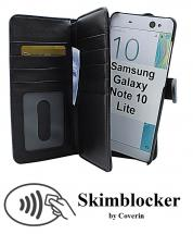 CoverInSkimblocker XL Magnet Fodral Samsung Galaxy Note 10 Lite (N770F)
