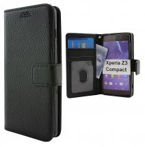 billigamobilskydd.seNew Standcase Wallet Sony Xperia Z3 Compact (D5803)
