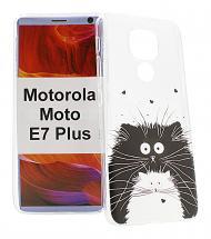 billigamobilskydd.seDesignskal TPU Motorola Moto E7 Plus
